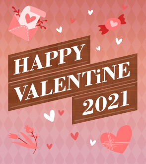 HAPPY VALENTiNE 2021